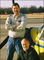 Ron Herron and Andy Keech